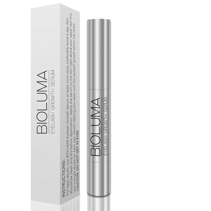 BIOLUMA - Eyelash growth serum eyelash enhancer serum