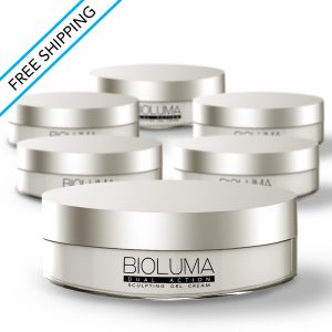 BIOLUMA Sculpting Slimming gel cream weight loss burn fat shred firm tone